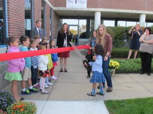 Ceremonial Ribbon Cutting, September 2012